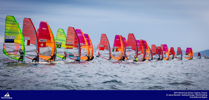 2017 World Cup Series Hyères