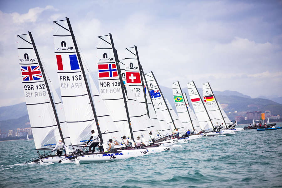 Sanya Youth Sailing World Championship 2017