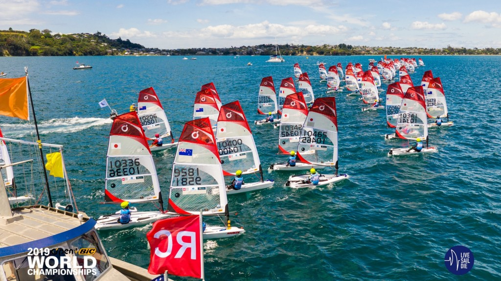 2019 O'Pen Bic World Championship - Sunday 30 December 2018